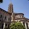 Toulouse : basilique Saint Sernin (15 min walk from home)