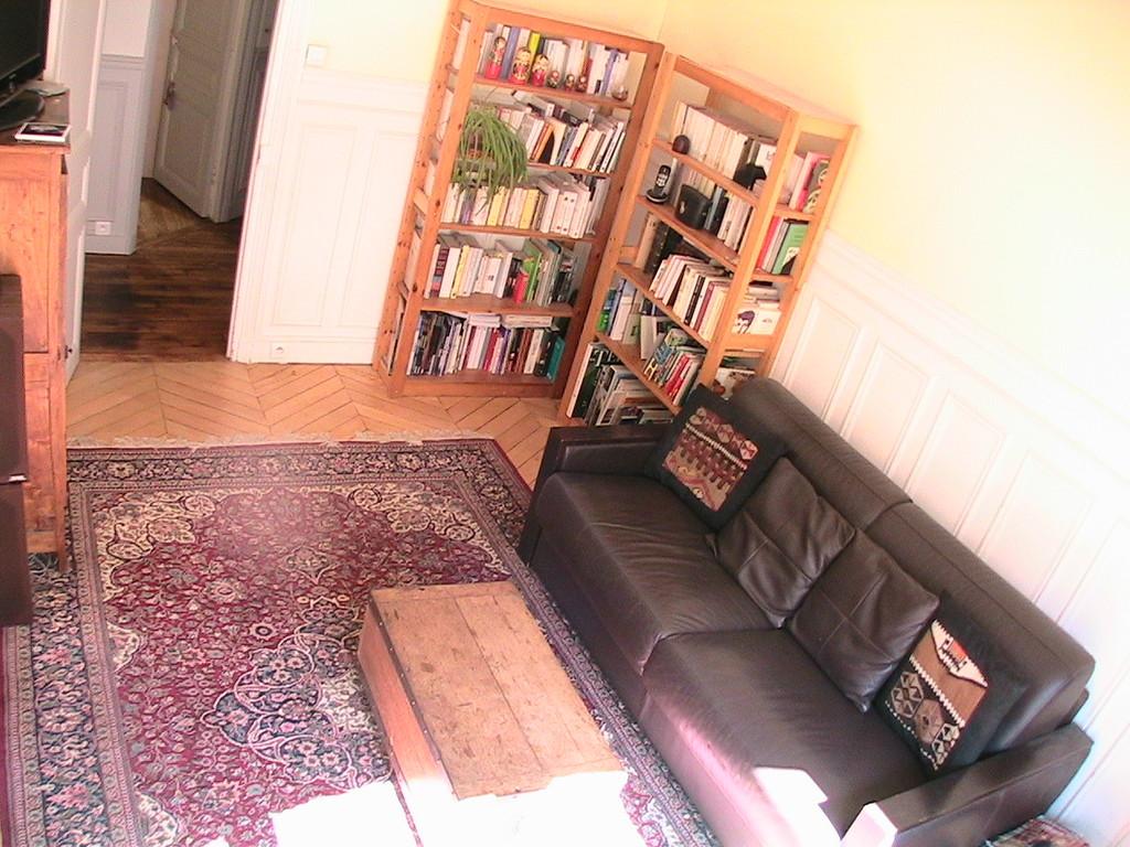Salon (canapé lit 2 personnes)