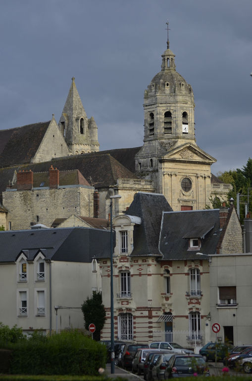 Caen, one street from the house