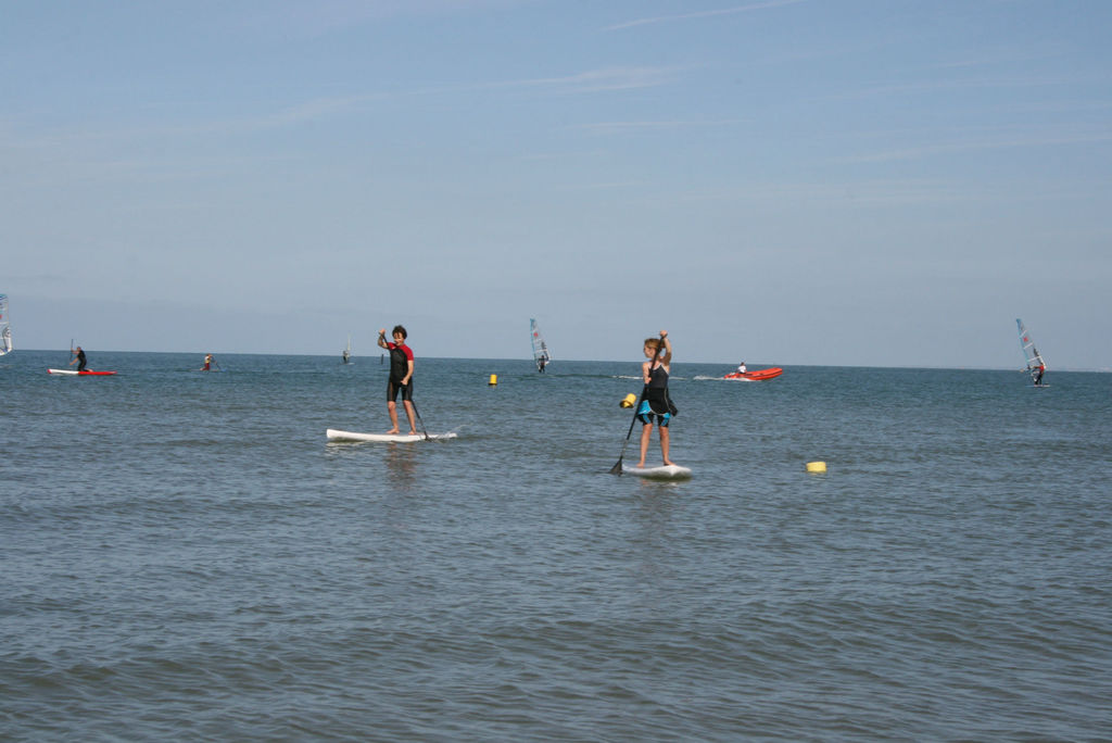 Paddle in Colleville (less than 30 mn from Caen)