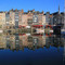 Honfleur, less than 1 hour from Caen, the picturesque Vieux Bassin, peaceful and inspiring