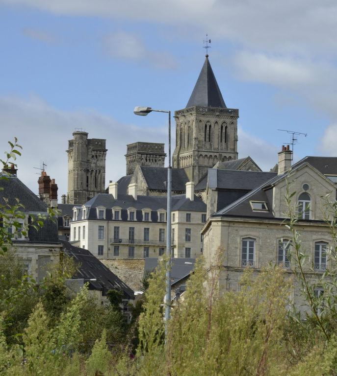 Caen, Abbaye-aux-Dames