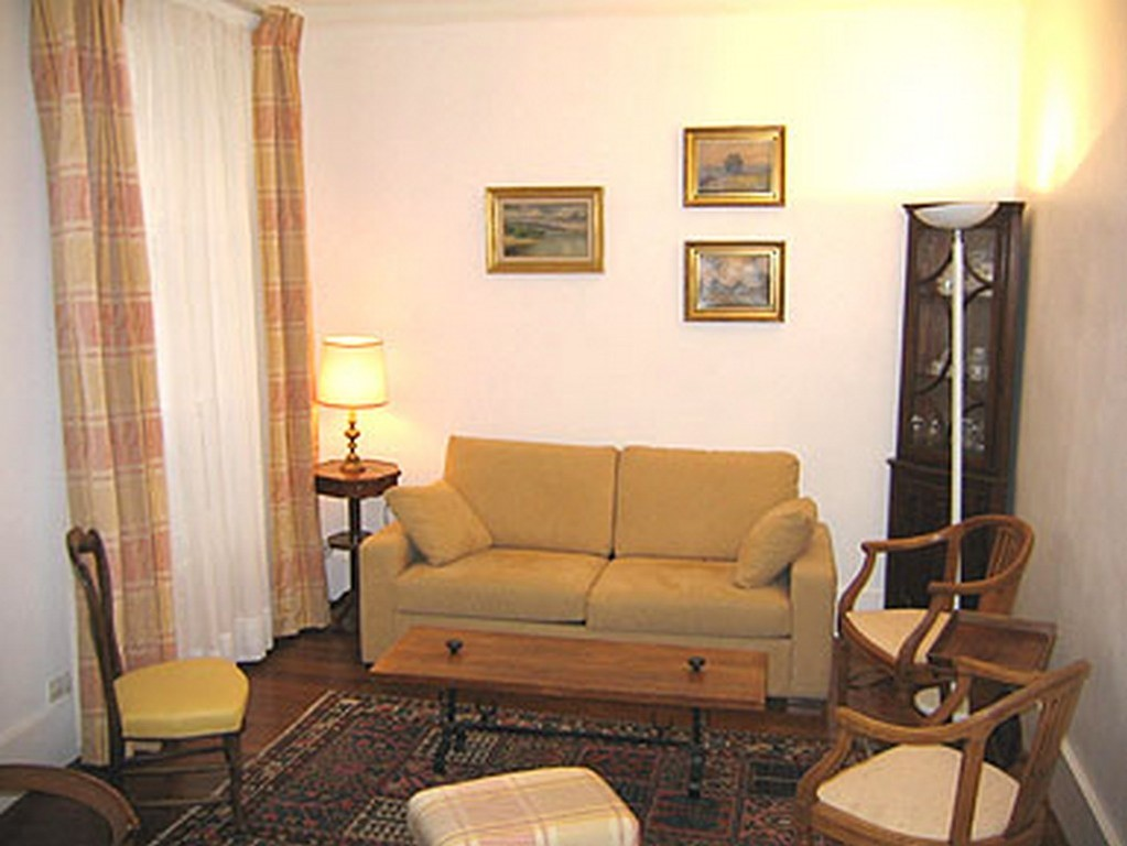 the main room
