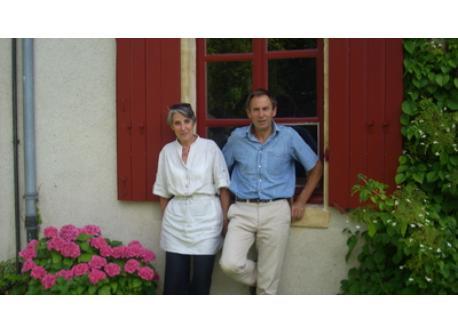 Both of us : Alain and Marie-Hélène