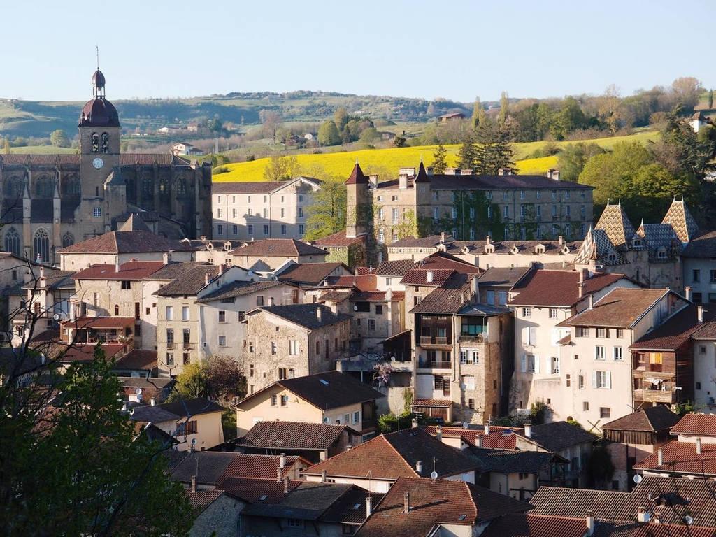 Saint-Antoine village