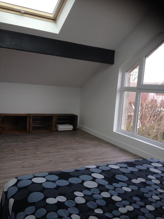 Bedroom at Sceaux