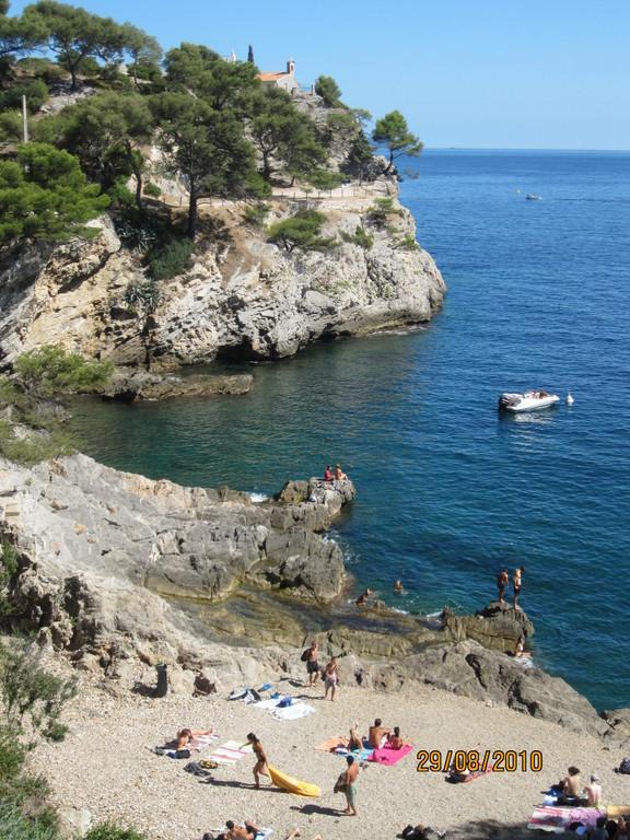 Le sentier des douaniers (Toulon)