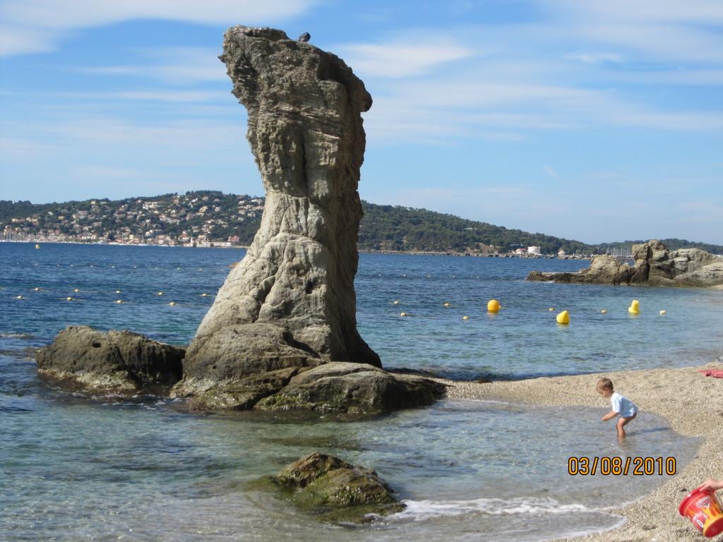 Plage de la Mitre (Toulon)