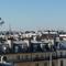 View from south west terrace / Vue depuis la terrasse sud ouest