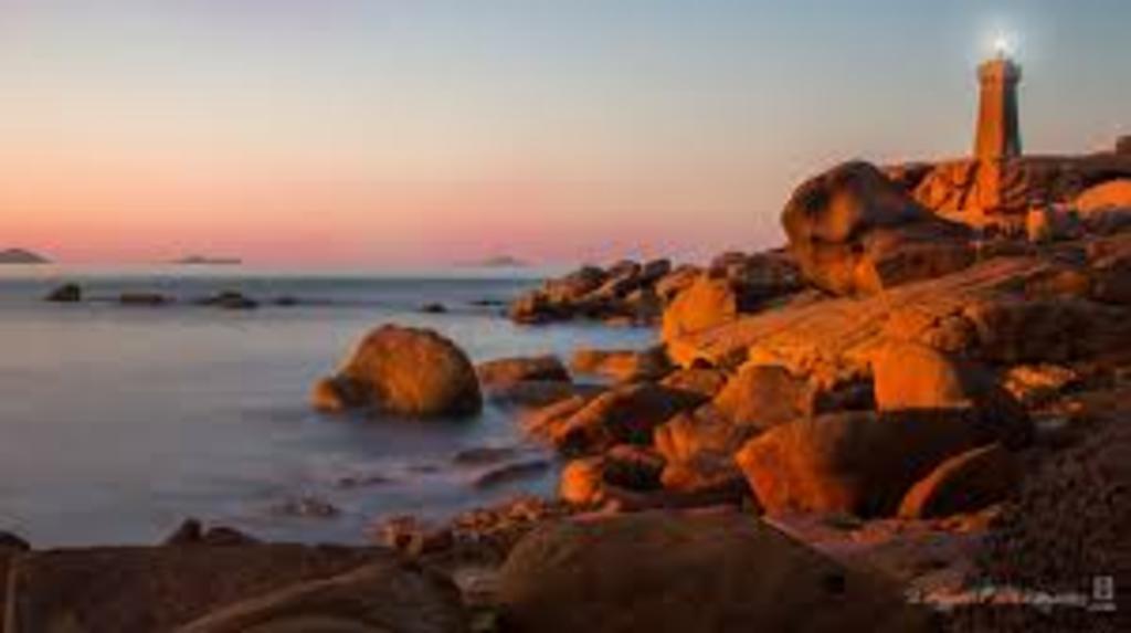 côtes du granit rose