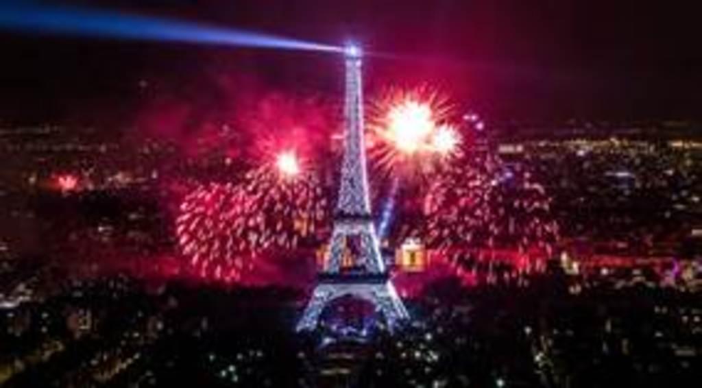 famous Tour Eiffel