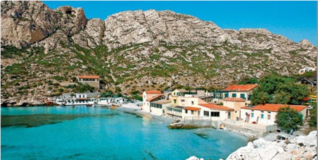 Les Calanques de Marseille-Cassis 1h15