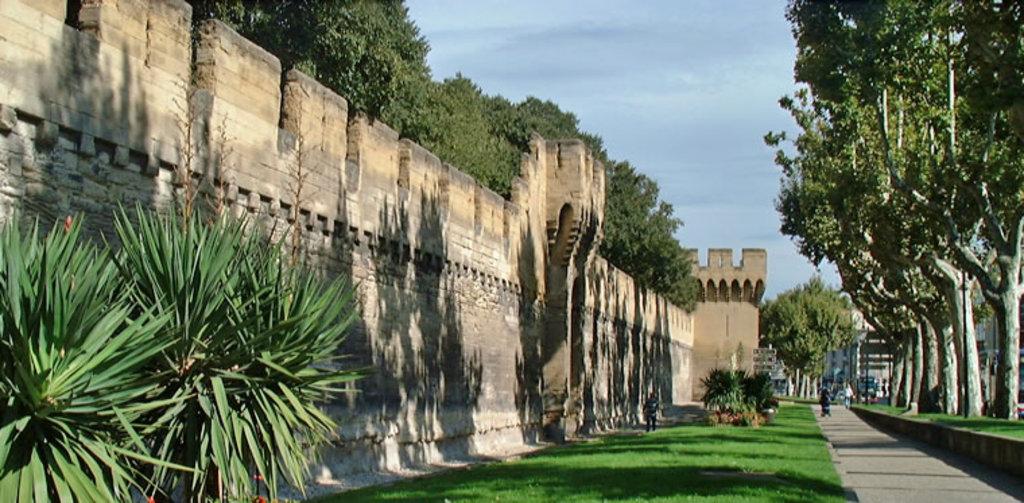 Remparts d'Avignon