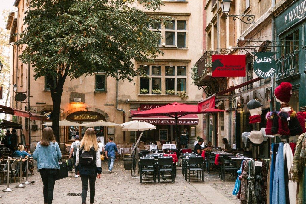 Le vieux Lyon (80 km)