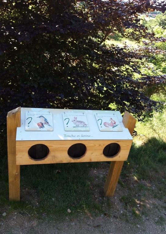 Saint GEnest Malifaux : Parc de la croix de Garry (45 km)