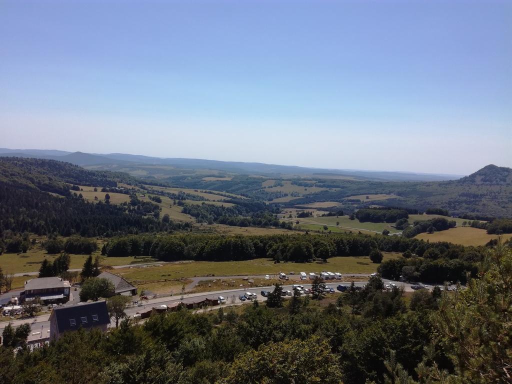 Le Mont Gerbier des Jonc.
