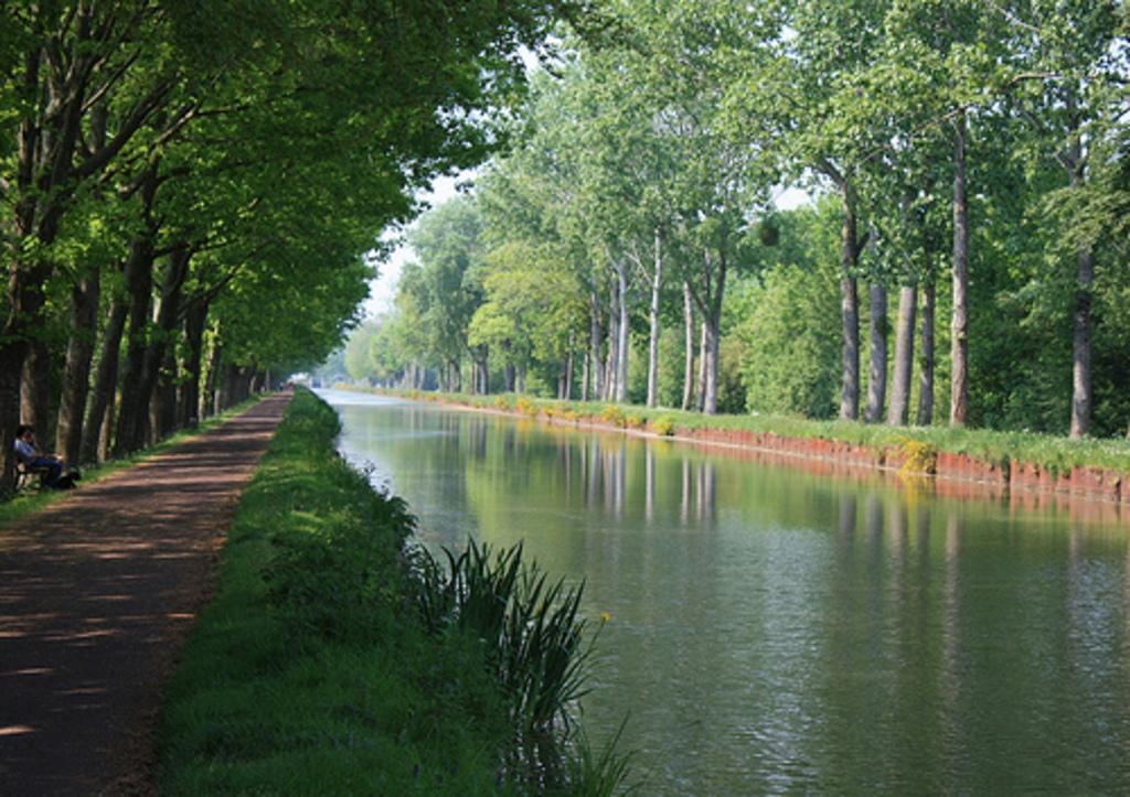 Canal de Nantes à Brest 10 km