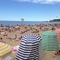 """the """"grande plage"""" this beach is in front of the Casino 10 mn walk"""
