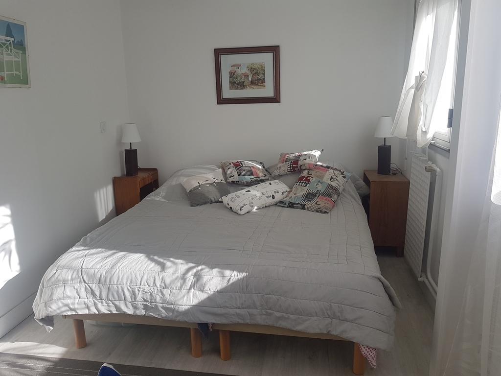 2eme chambre, 2 lits 1 place ou 1 lit 2 places