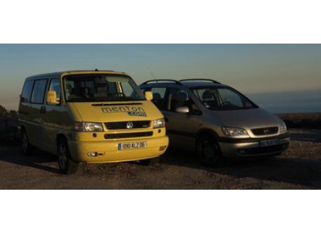 Multivan Volkswagen & Opel Zafira