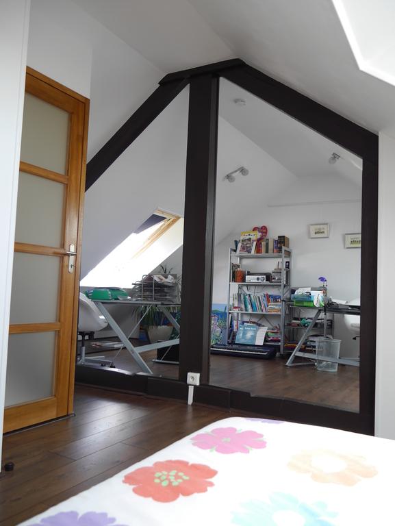 The attic.