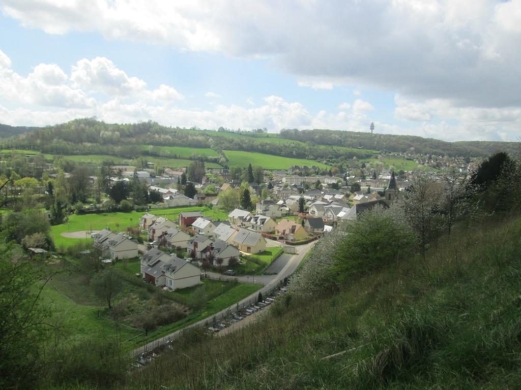 Notre bourg: Saint Léger du bourg Denis