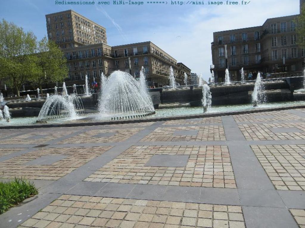 Le Havre ville Patrimoine Unesco fête ses 500 ans à 1h