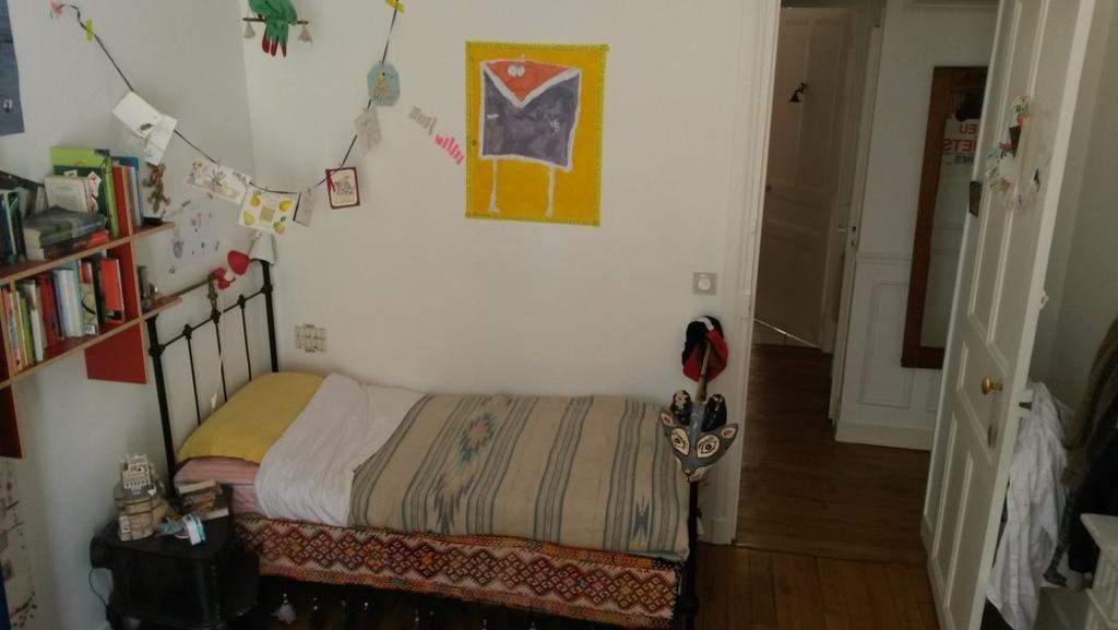 La chambre d'Aliocha