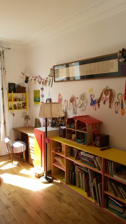 La chambre d'Esther