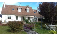 Agréable maison avec sa grande terrasse