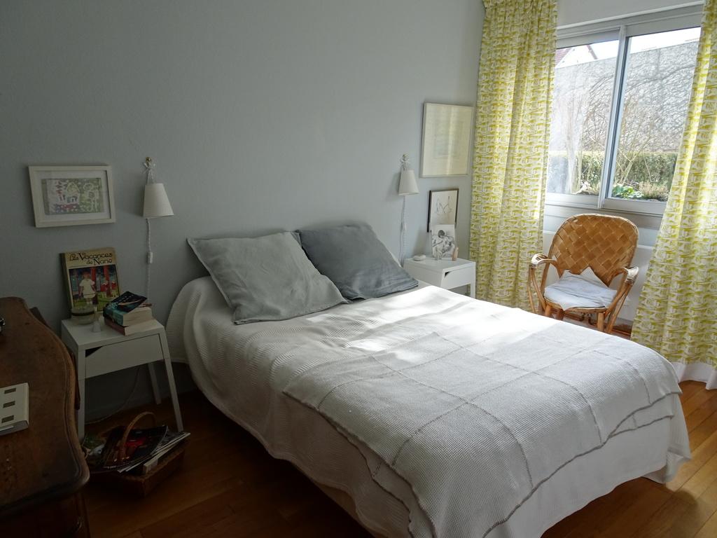 Main bedroom on ground floor