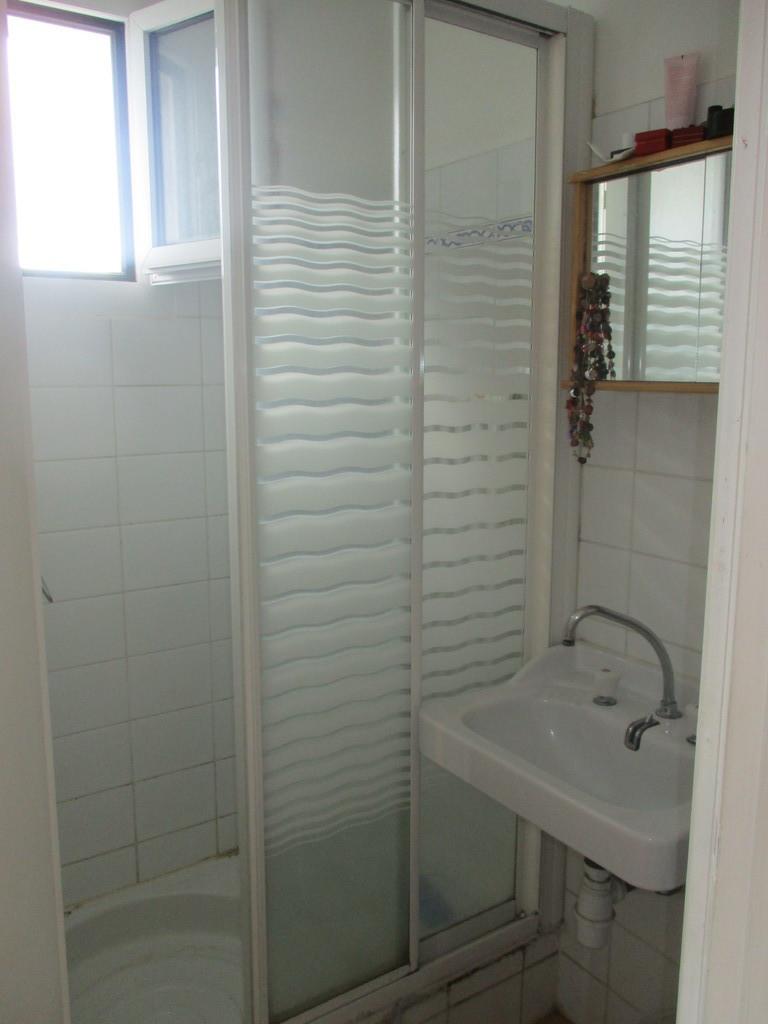 Shower in main bedroom