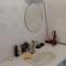 bathroom washbasin & dressing table