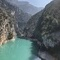 "Biggest canyon in Europe ""Gorges du Verdon"""