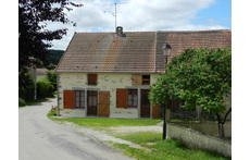"Historic vacation home, ""Chez Peshi"" in quiet village of Saisy, Burgundy"