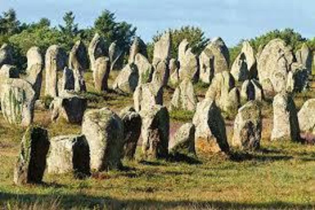 Carnac et ses menhirs