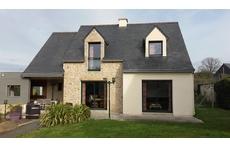 Notre maison avec terrasse et préau couvert
