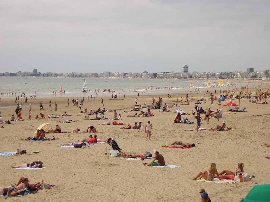 plage de La Baule