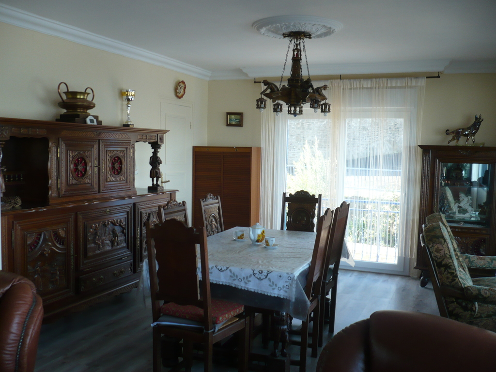 salle à manger bretonne