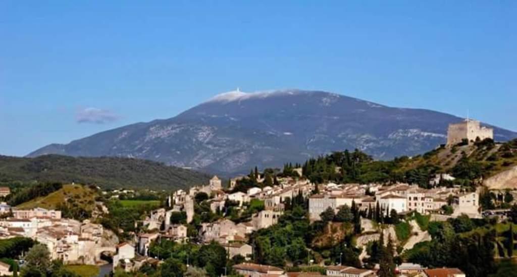 Le Mont Ventoux et Vaison la Romaine