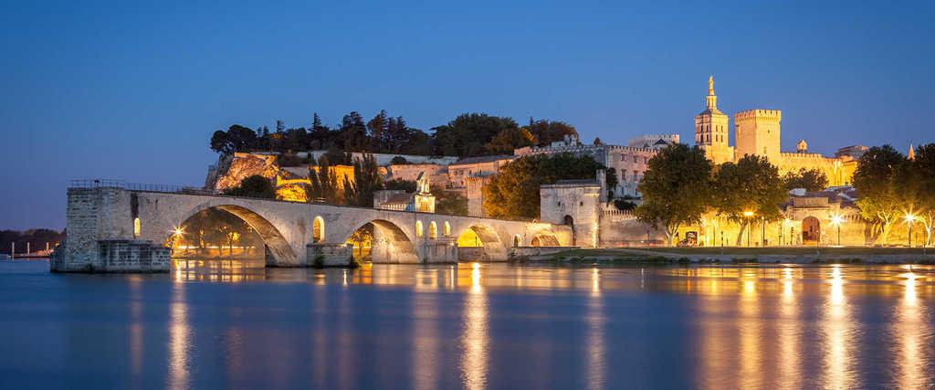 Avignon (55 km)