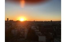 situées dans le sud, nous avons une vue sur tout Paris