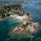 Brehat Island, western coast (1h)