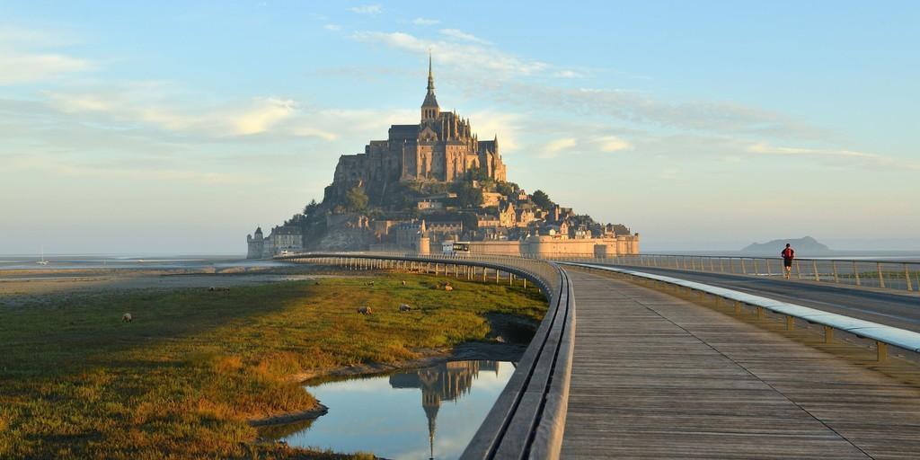 Mont Saint-Michel (1h40')