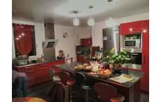 Kitchen/Living Room, séjour/cuisine