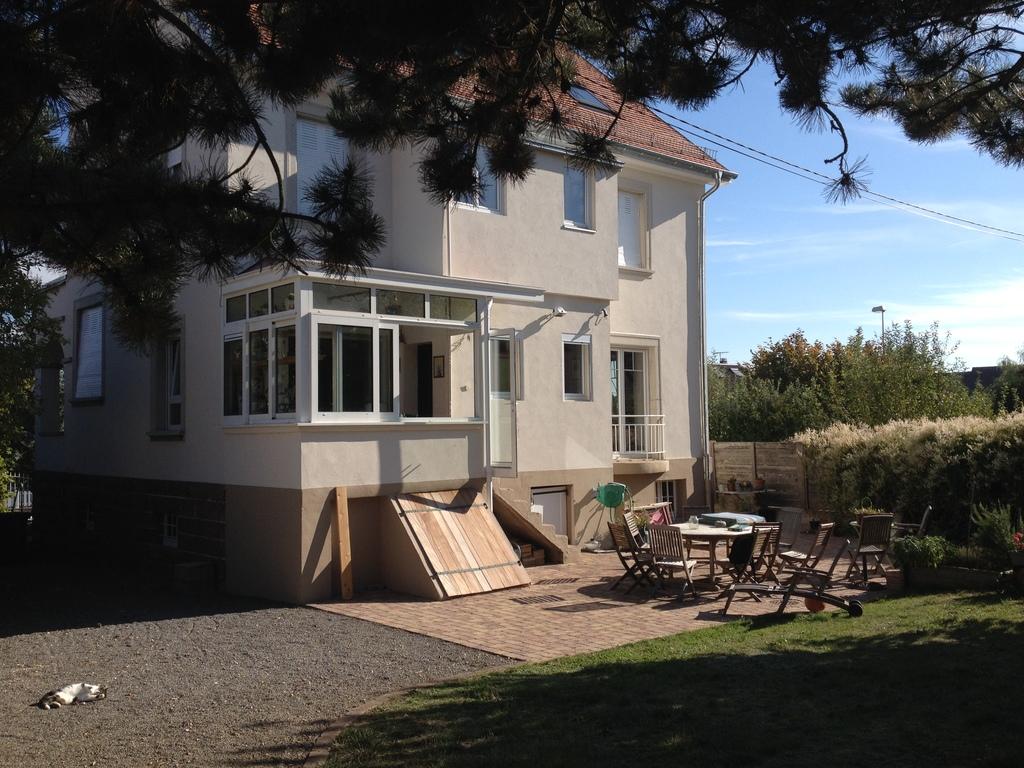 Jardin Sur Une Terrasse intervac home exchange - the original home exchange service