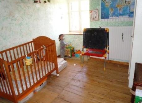 Raphaël's bedroom