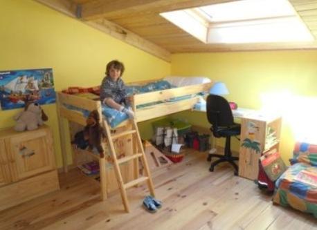 Arthur's bedroom