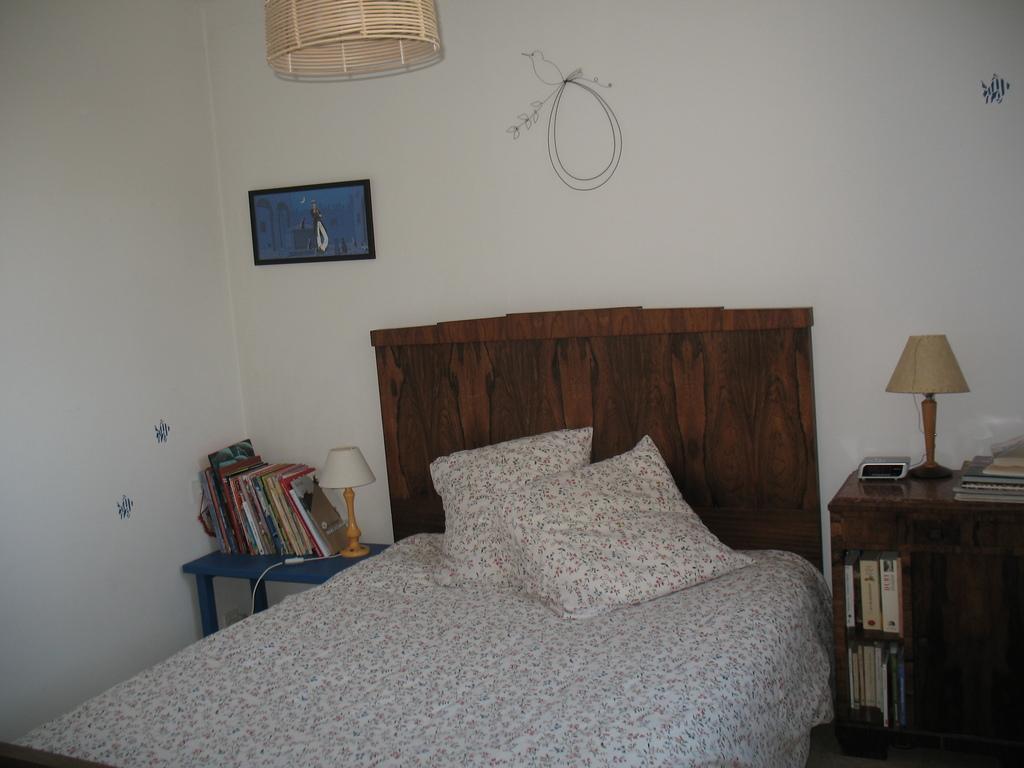 la chambre des parents