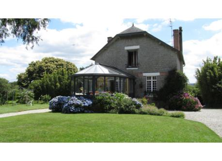 our principal house (possibity to exchange this house in chateauneuf du faou)